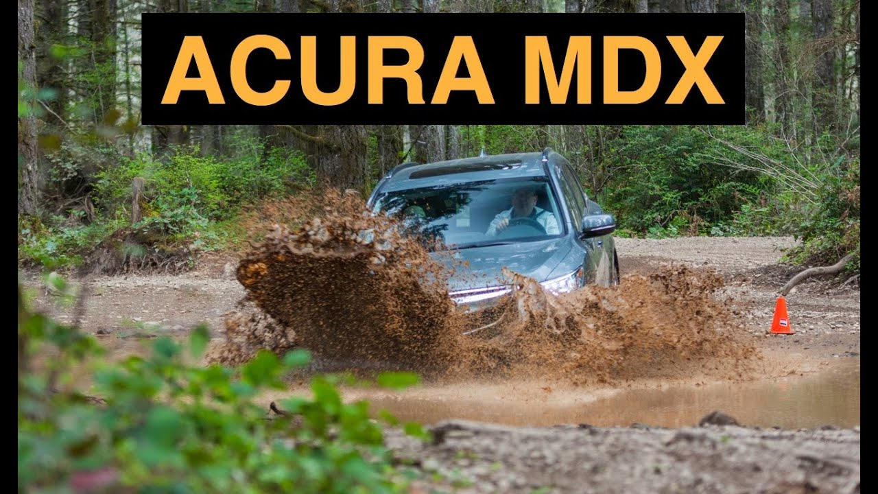 2016 Acura MDX SH AWD f Road And Track Review