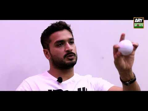 Rumman Raees shares his secret of success in tape ball cricket