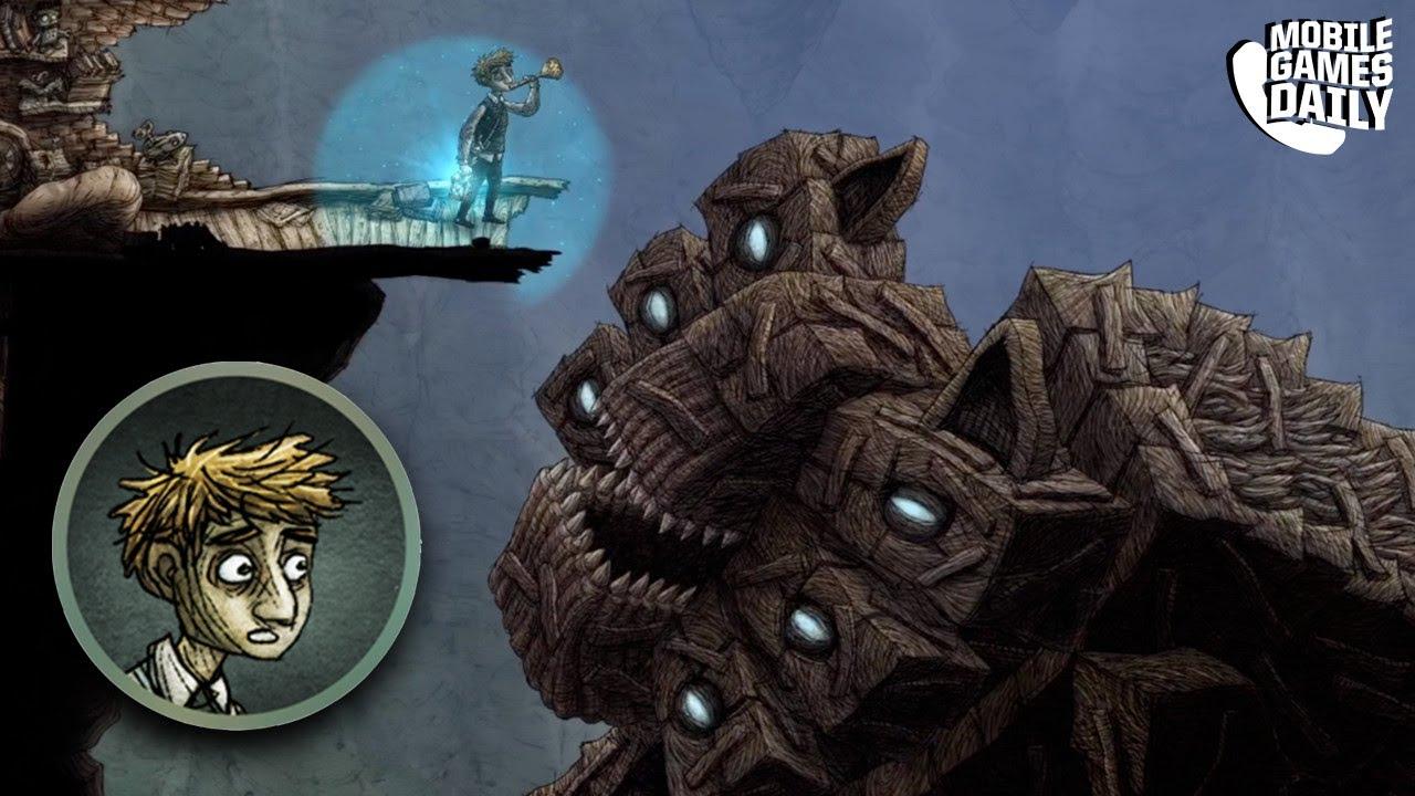 Download CREAKS Gameplay Walkthrough FULL GAME  (Apple Arcade)