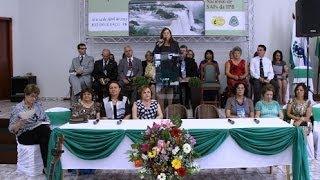 """Ensaio do Hino """"Mais de Cristo"""" na Executiva Nacional da CNSAFs em Foz do Iguaçu em 2013"""