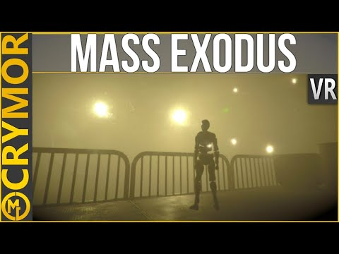 The Best Co-Op VR Game Yet | Mass Exodus | CONSIDERS VR