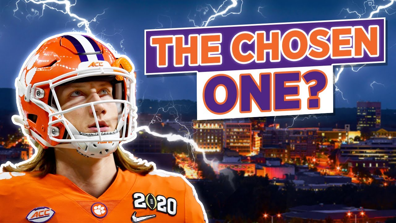 Trevor Lawrence near perfect in final game before his NFL career ...