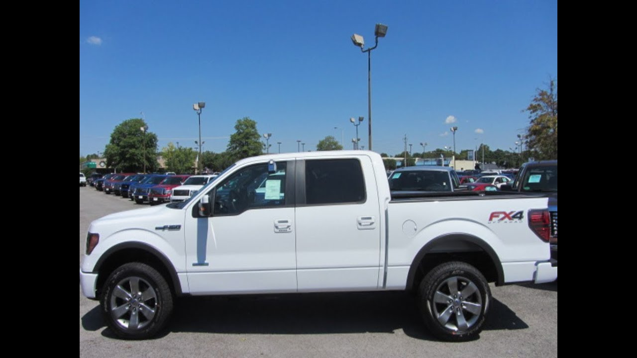 Sold 2012 Ford F 150 Supercrew Fx4 Offroad 365hp Ecoboost Fx Plus