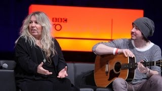 Judie Tzuke shares her songwriting tips with Bob Harris