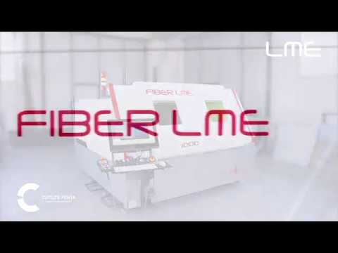 Cutting metals with the new LME FIBER - Cutlite Penta