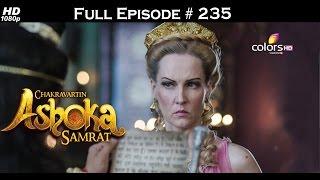 Chakravartin Ashoka Samrat - 22nd December 2015 - चक्रवतीन अशोक सम्राट - Full Episode(HD)