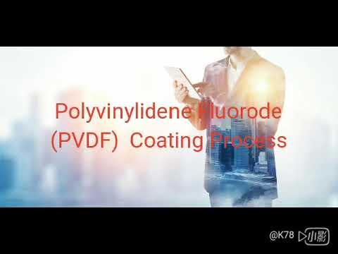 My Work Experience - PVDF Coating Process