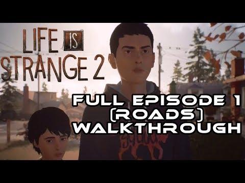 Life Is Strange 2 - FULL Episode (Roads) Walkthrough I PS4 Pro thumbnail