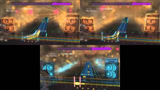 Rocksmith 2014 (Jimi Hendrix - Voodoo Child (Slight Return)) Lead/Rhythm/Bass