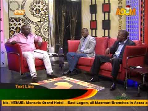 Badwam Newspaper Review on Adom TV (20-12-13)