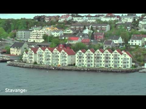 Zeecruise van Rotterdam naar de Noorse Fjorden - op de ms Rotterdam
