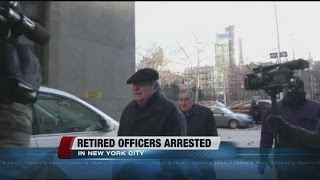 Retired NYFD, NYPD arrested for disability fraud