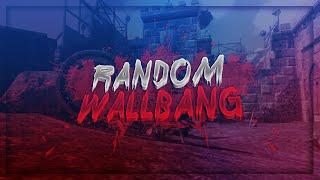 RANDOM WALLBANG!! (BO2)