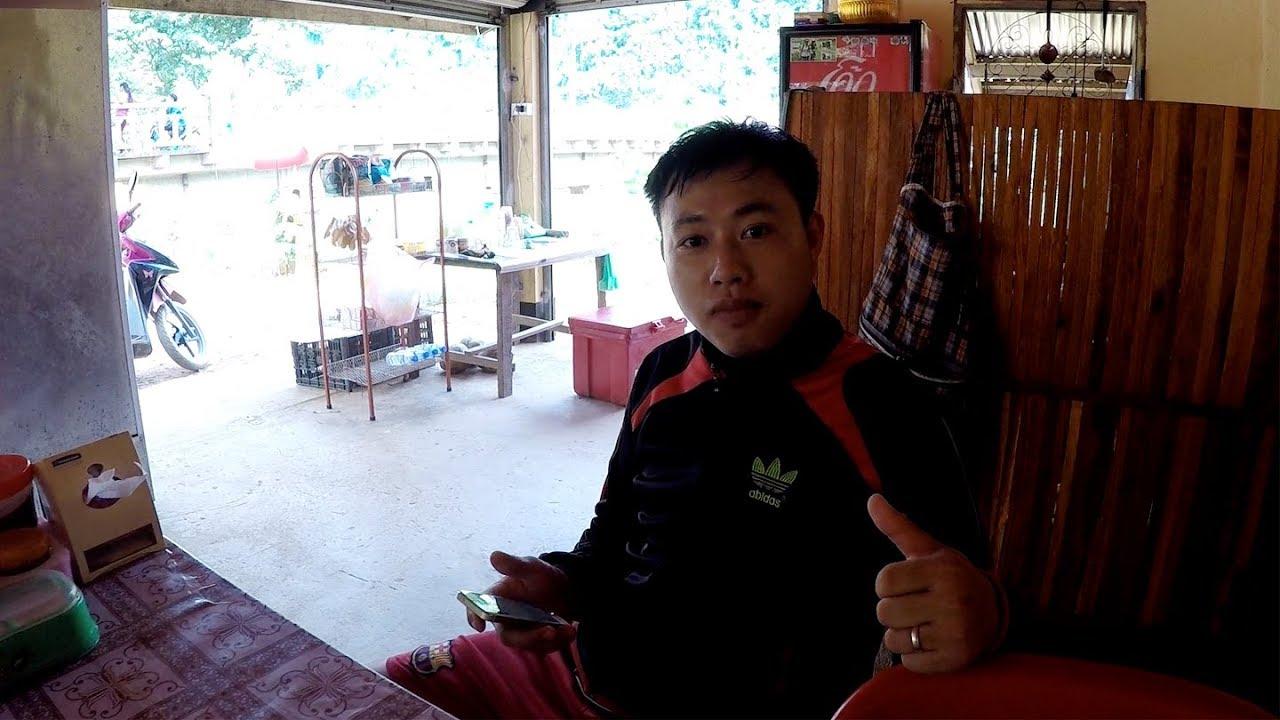おっさんの一人旅 VIETNAM-28 ラオス、タイ、ベトナム旅行 スローボートで行くノンキアウ #03