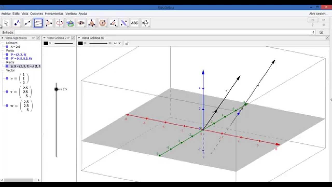 Graficar vectores en r3 online dating 10