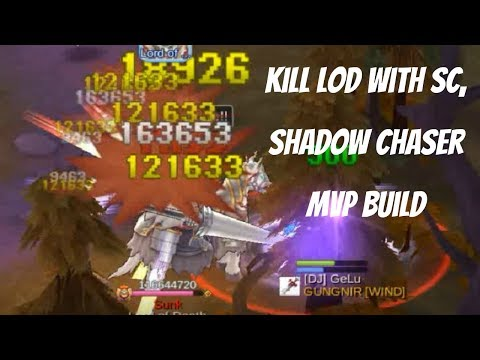 How To Kill LOD With SC, Shadow Chaser PVE/MVP Build. Ragnarok Mobile Eternal Love
