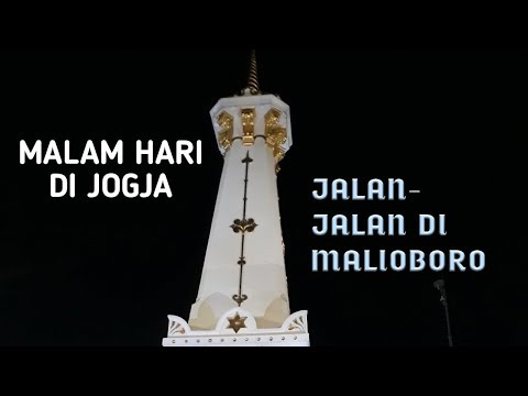 jalan-jalan-ke-malioboro-&-monumen-tugu-jogja---travelling-day-1