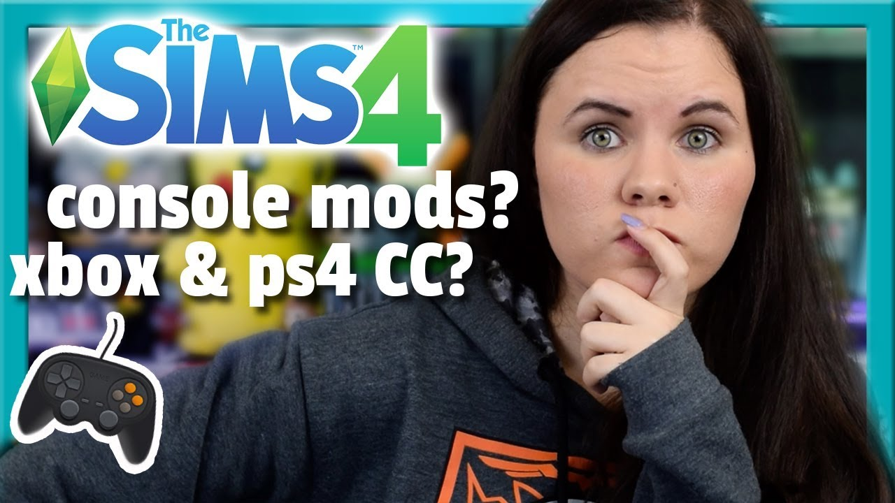 🎮 DO MODS AND CUSTOM CONTENT WORK ON THE SIMS 4 CONSOLE