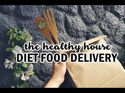 THIS STARTED MY DIET JOURNEY! DIET FOOD DELIVERY FROM THE HEALTHY HOUSE ❤TheWickeRmoss