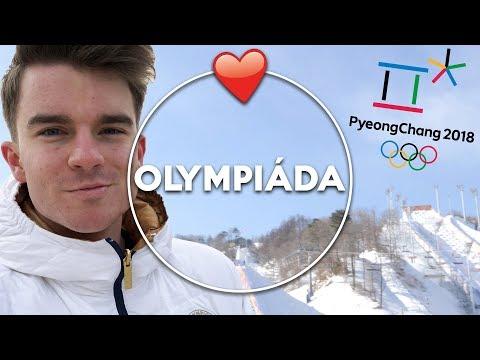 Olympiáda - Korea 2018   KOVY