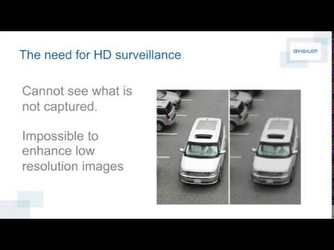 Avigilon - Harnessing the Power of Intelligent Video Analytics and HD Surveillance