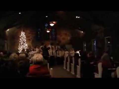 Chattooga High School Chorus 12-8-2013