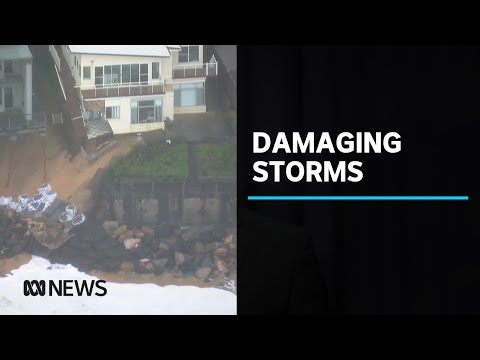NSW Central Coast Braces For More Wild Weather | ABC News