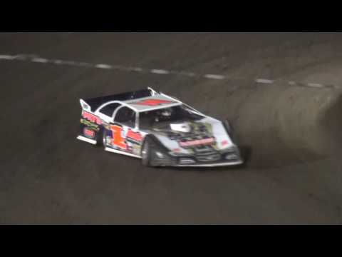 IMCA Derry Brothers Late Model Heat 2 Farley Speedway 4/21/17