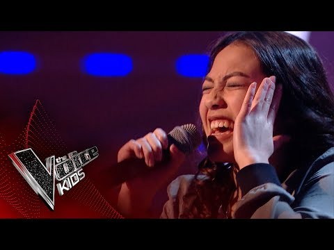 Marby performs 'Slip': Blinds 4 | The Voice Kids UK 2017