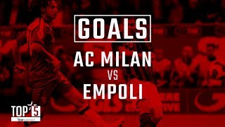 Our Top 5 Goals at home to Empoli