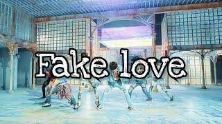 BTS 'FAKE LOVE' (Spanish version) - Cover en Español (Lyrics)