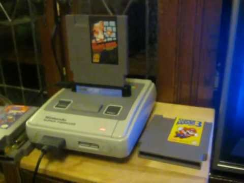 100th Video Special - RetroBit RetroPort Video Review - Play NES Games On Your SNES!