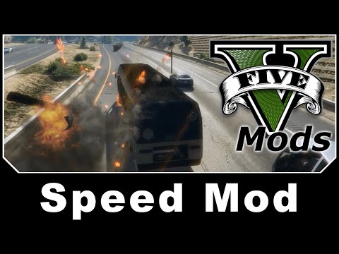 GTAV Mod Spotlight - Speed Mod