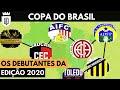 Copa do Brasil 2020: os estreantes, as possíveis zebras e o futuro campeão (?) | UD LISTAS