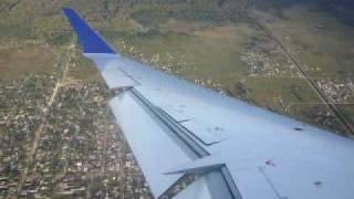 landing in buenos aires (ezeiza) from montevideo (carrasco) pluna crj900 part 1