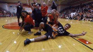 Senior HOCO Pep Rally Dance Off 2017
