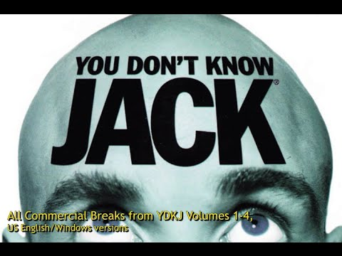 You Don't Know Jack! Vol. 1-4, All Commerical Breaks- NintendoComplete