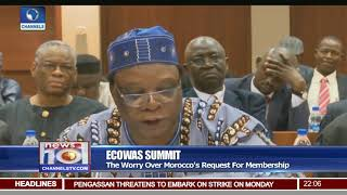 The Worry Over Morocco39s Request For ECOWAS Membership