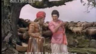 Dr. Rajkumar and Balanna comedy from Kaviratna Kalidasa - part…