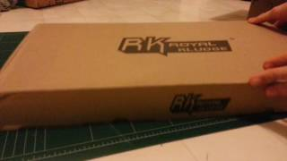 Unboxing #9 RK Macro Setting RGB Backlit Wired Mechanical Gaming Keyboard with Brown Switches,Black