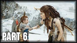 God of War - 100% Walkthrough Part 6 [PS4] – Path to the Mountain (3/3)