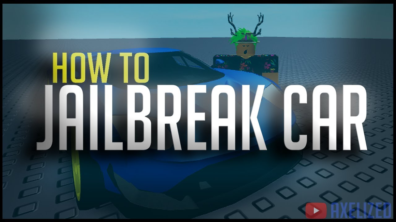 Make A Jailbreak Car How To Make A Suspension Vehicle In Roblox
