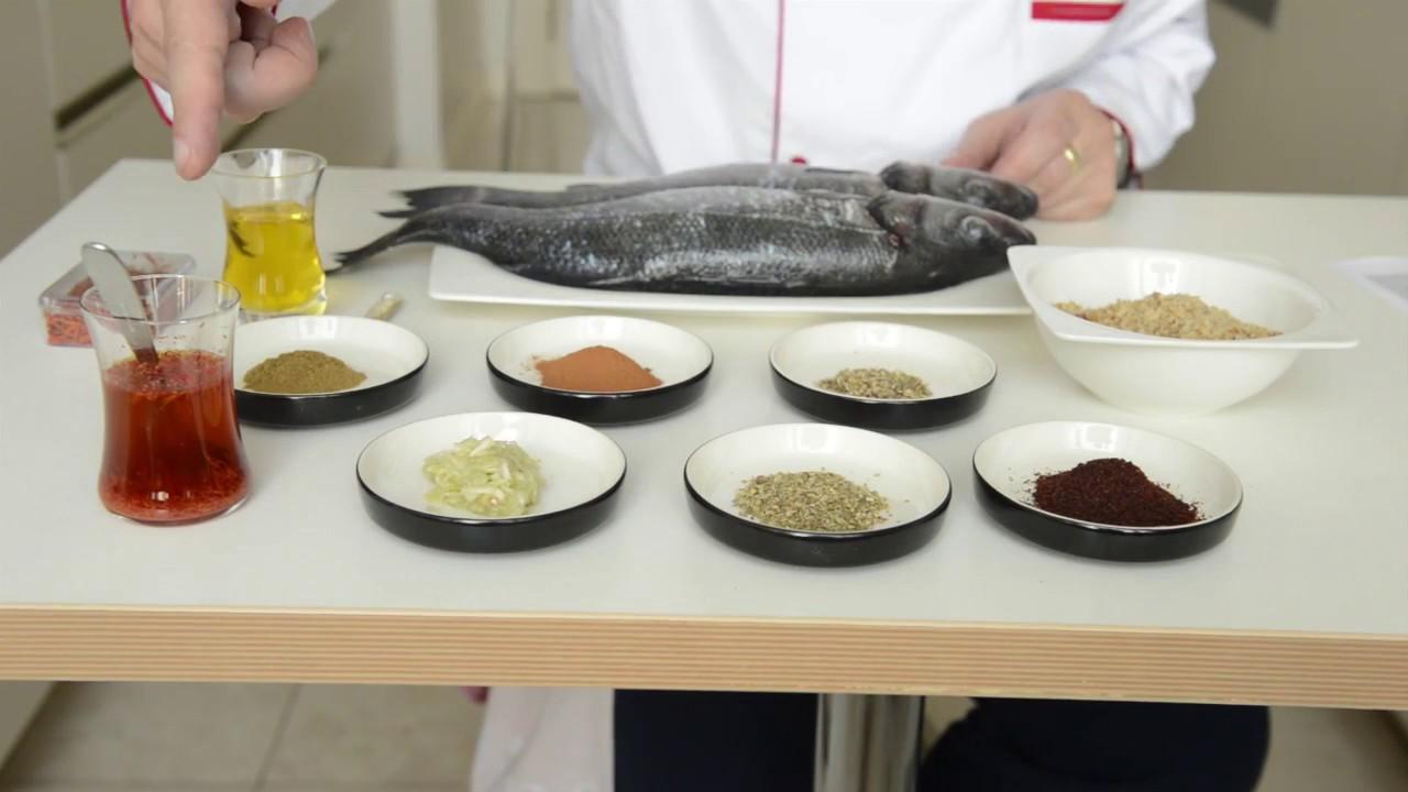 Balık Büryan - Osmanlı Yemekleri -Türk Yemekleri