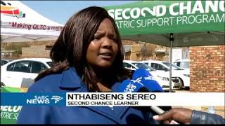Second Chance Matric Support Programme promoted