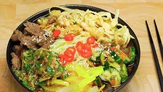 Кукси. Корейская кухня. Рецепт от Всегда Вкусно!