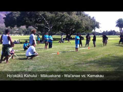 Makahiki Maoli 2012 - Hukihuki - Makuakane O Punana Leo O Waiʻanae
