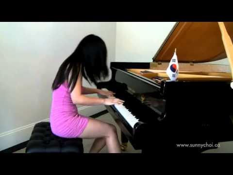 Taeyang   Wedding Dress Artistic Piano Interpretation