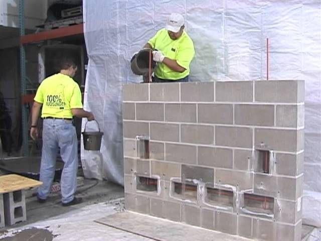 SPEC MIX® Self Consolidating Grout (SCG)