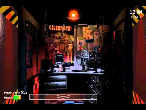 Click Freddy's Nose On The Cel is listed (or ranked) 1 on the list 20 Facts You Didn't Know About 'Five Nights At Freddy's'