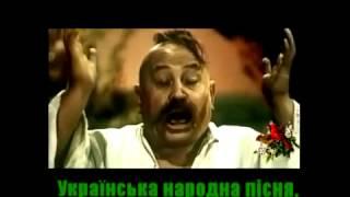 Украинские народные песни. моя чернобрывая 2013 год